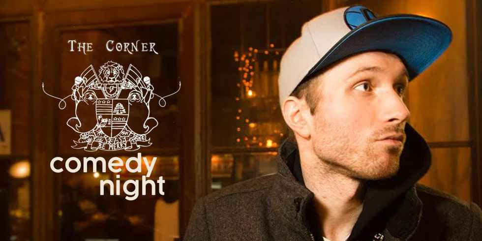 The Corner Comedy Night with Joseph Vecsey