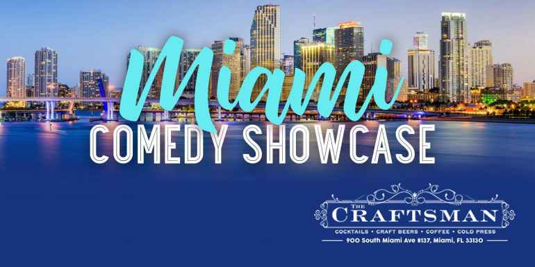 miami comedy showcase
