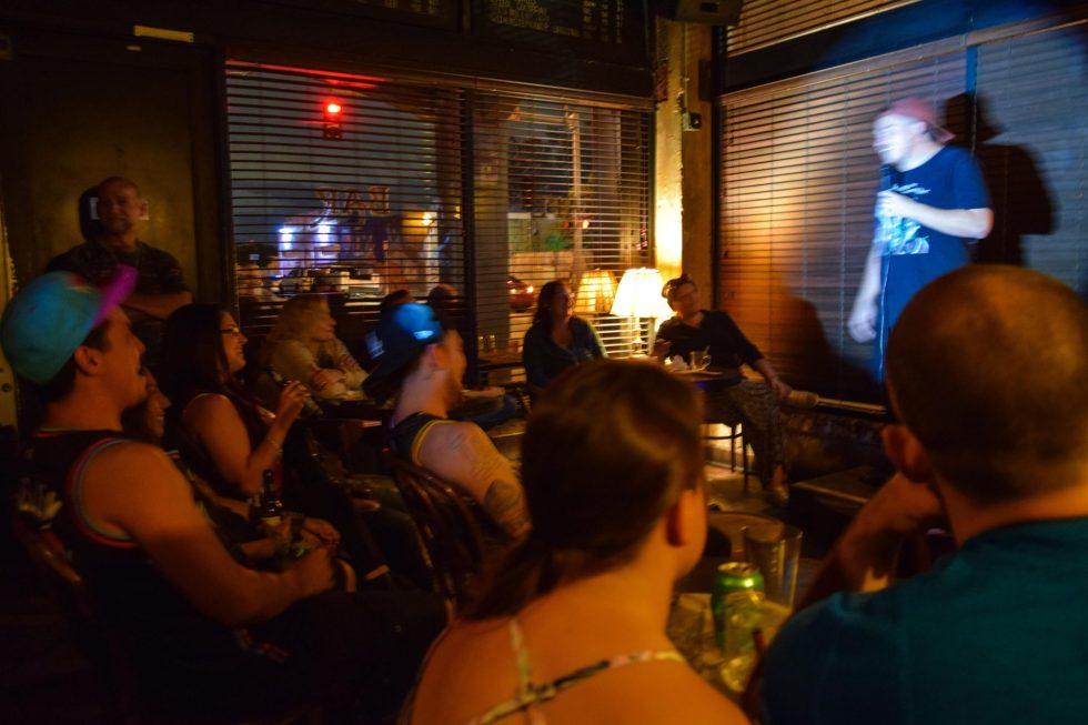 The Corner Comedy Night