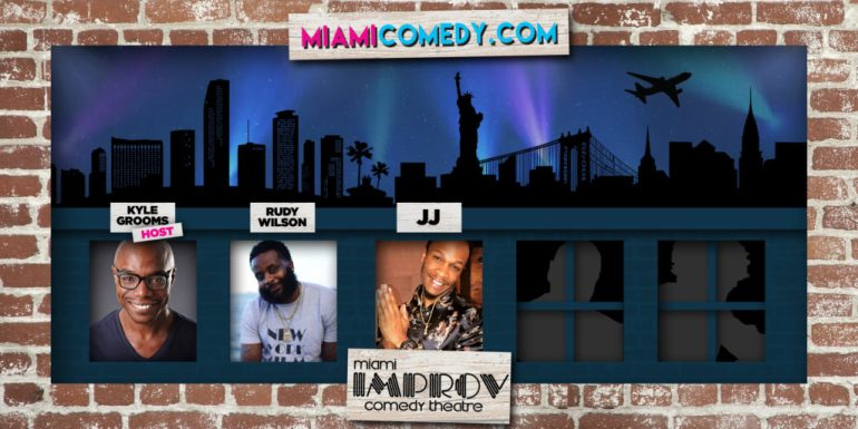 From New York To Miami Comedy