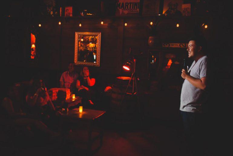 Redbar Comedy Night 4-1-19-2