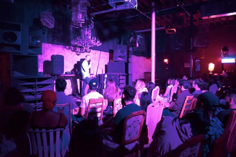 Barter Comedy Night 5-22-19