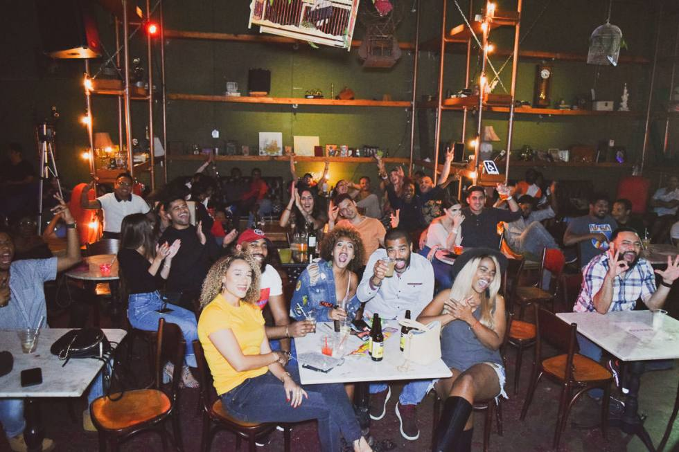 Barter Comedy Night 10-9-19–9