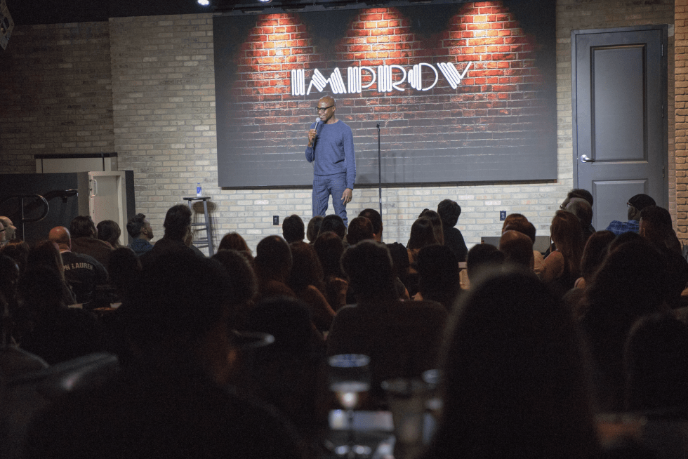 Thanksgiving week miami comedy shows
