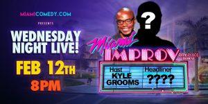 Wednesday Night Live 2-12-20