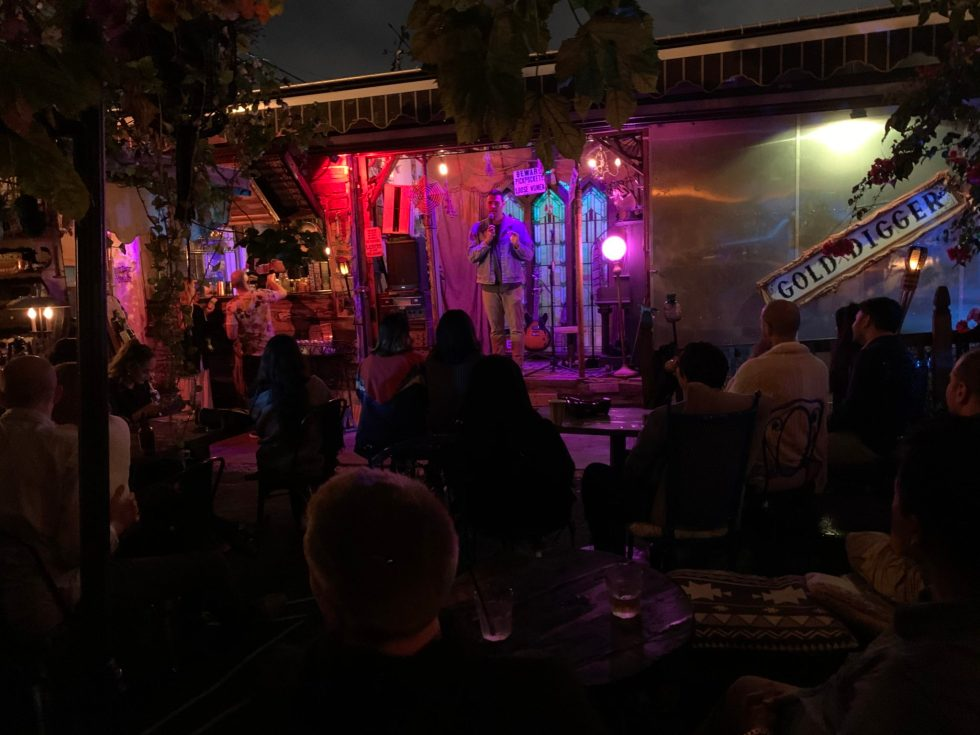 Mr. Wright's Gold Digger Saloon Comedy Night