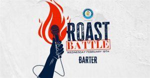 Barter Comedy Night Roast Battle