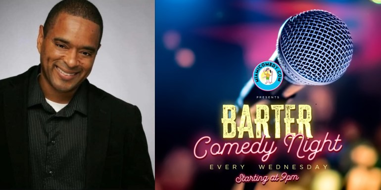 Barter Comedy Night with Brooklyn Mike
