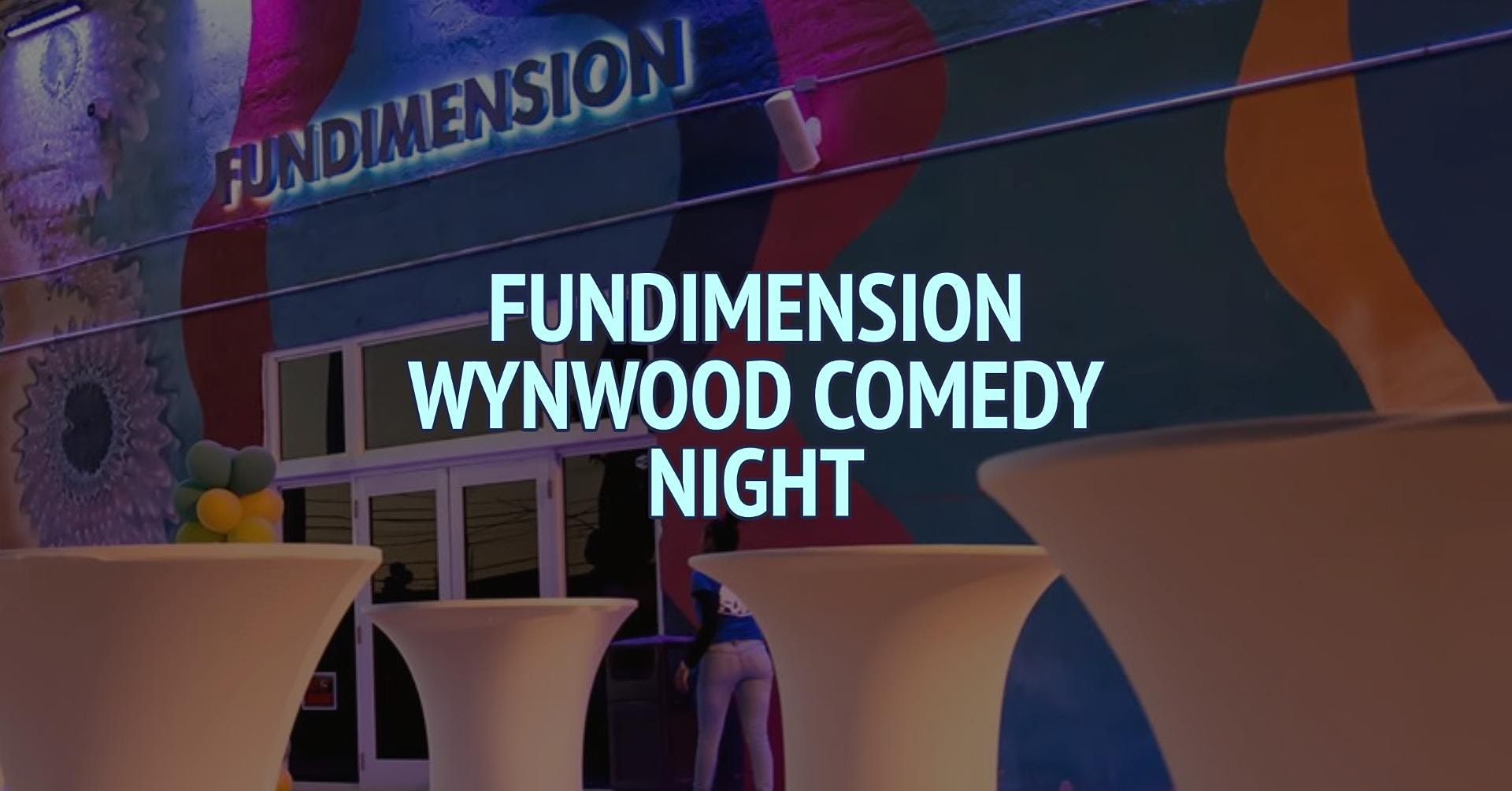 Fundimension comdy night