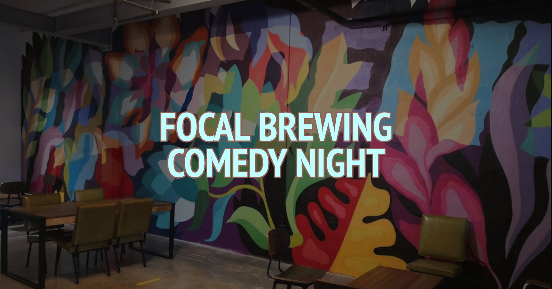 Focal Brewing Comedy Night
