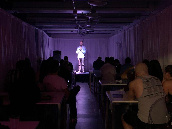 Fundimension Comedy Night