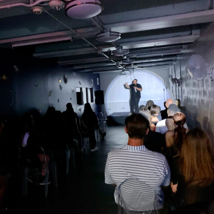 Fundimension Comedy Night 7-30-21
