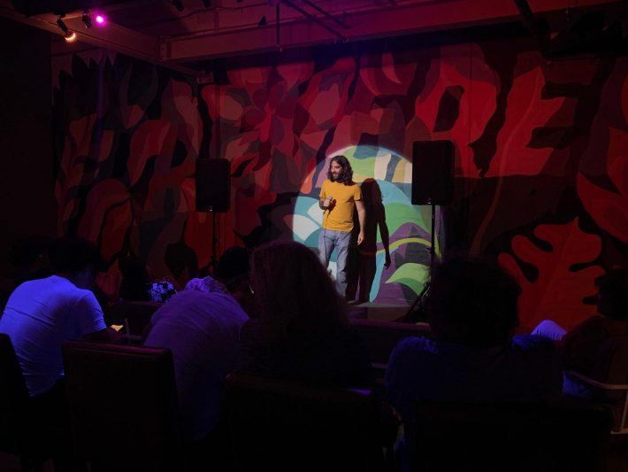 Focal Comedy Night 8-11-21