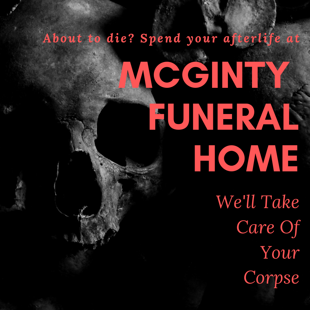 McGinty Funeral Home