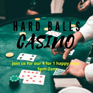 Hard Balls Casino