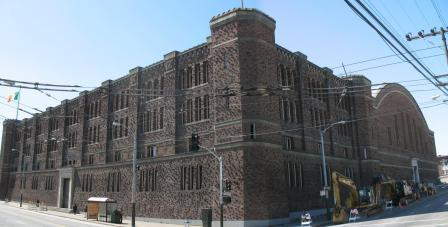 San Francisco Armory, headquarters of Kink.com 2006-2018