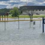 "Knoop Baseball Complex Officially Renamed ""Knoop Lake"""