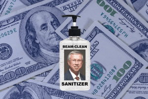 Mayor Beamish's Hand Sanitizer Brand Sold To P&G