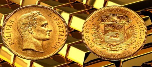 Resultado de imagen para oro venezuela