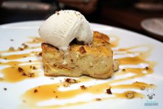 Oltremare's Bread Pudding