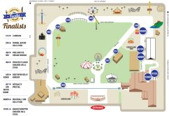 The Youth Fair Vendor Locations