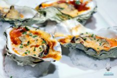 Red's Broiled New Orleans Style Oysters