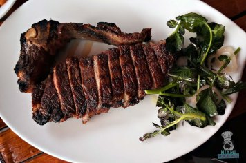 Steak 954 - Prime 50 Day Dry Aged Bone-In NY Strip