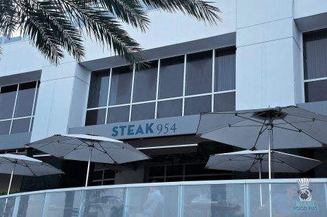 Steak 954 - Sign