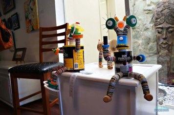 Taste History - Art League Robots