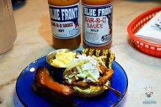 Taste History - Blue Front BBQ
