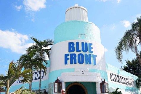 Taste History - Blue Front