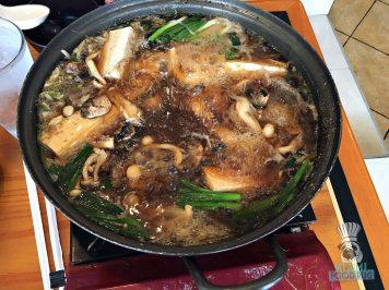 Shilla Korean BBQ - Bulgogi Hot Pot