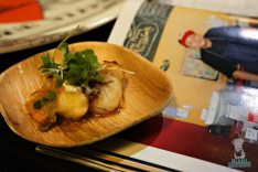 StarChefs - Fried Yellowtail and Choo Chee Curry from Cake Thai