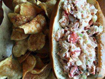 Joe's Take Away - Lobster Roll