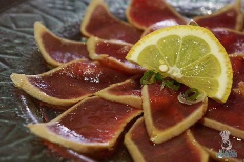 Sushi Joe - Tuna Tataki