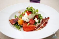 Juvia - Brunch - Watermelon Salad