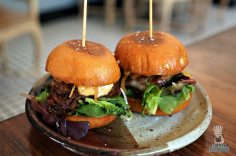 Pinch - Brunch - Brisket Sliders
