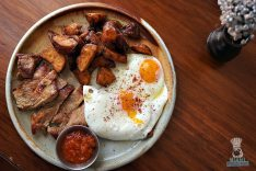 Pinch - Brunch - Pork and Eggs
