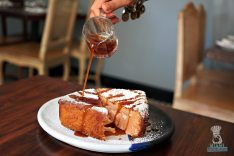 Pinch - Brunch - Stuffed French Toast