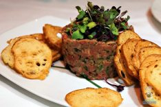Red, The Steakhouse - Miami Spice - JB's Steak Tartare