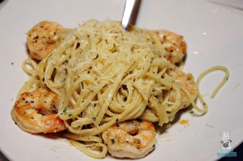 Red, The Steakhouse - Miami Spice - Shrimp Scampi