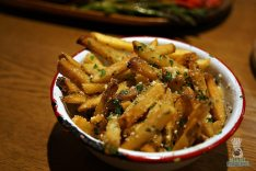 Boca's House - Truffle Fries