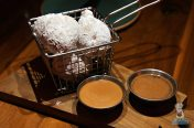 The Social Club - Ricotta Donuts