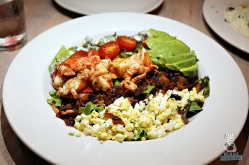 The Spillover - Lobster Cobb Salad
