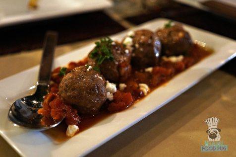 Coral Gables Food Tour 2 - Meatballs