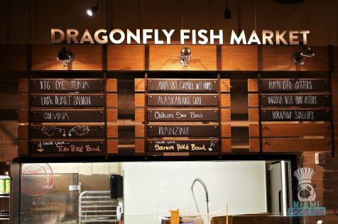 Doral Food Tour - Dragonfly Izakaya & Fish Market