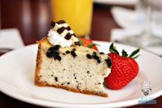 Bianca at the Delano - Brunch - Oreo Cheesecake