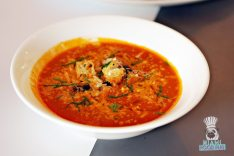 DIRT - Fall Menu - Oven Roasted Tomato Soup