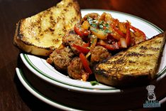 Jack's Miami - Sausage and Peppers