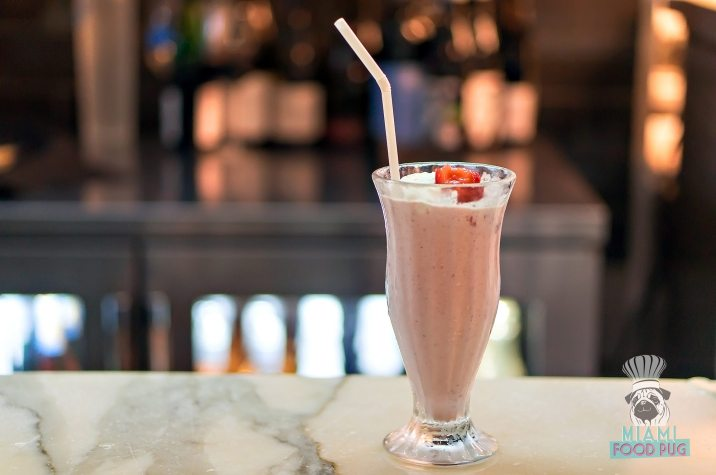 Mignonette Uptown - Strawberry Milkshake